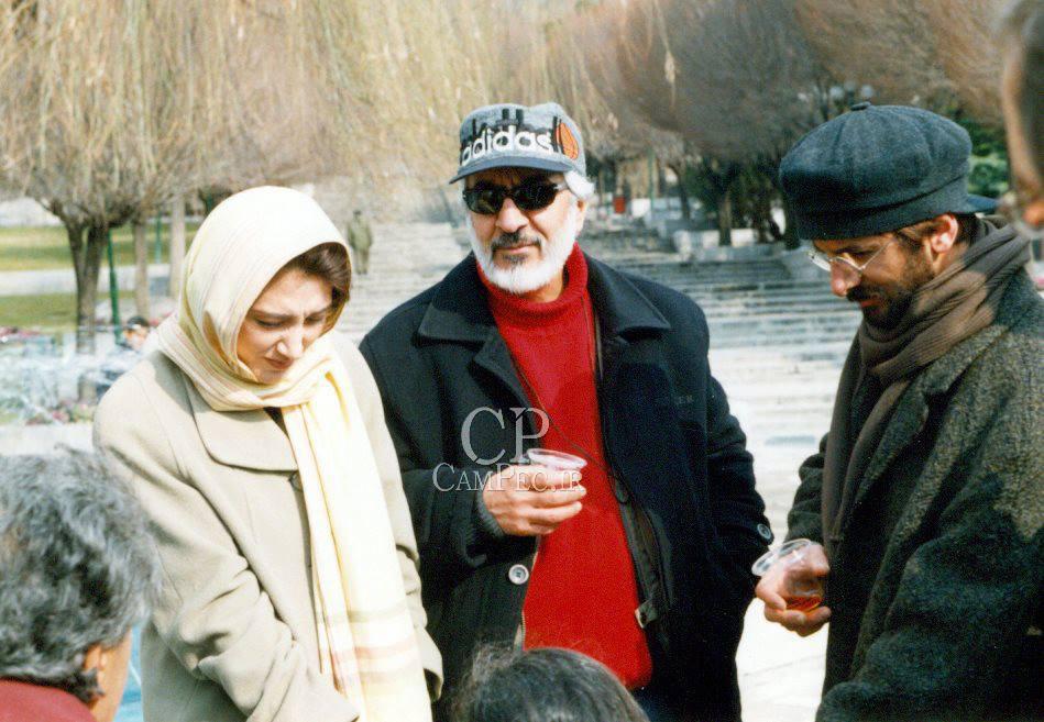 عکس قدیمی هدیه تهرانی