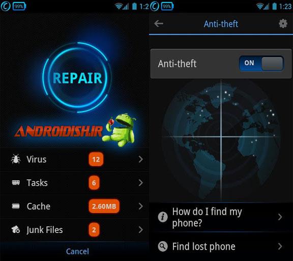 دانلود برنامه همکاره اندروید Mobile Care v 3.3