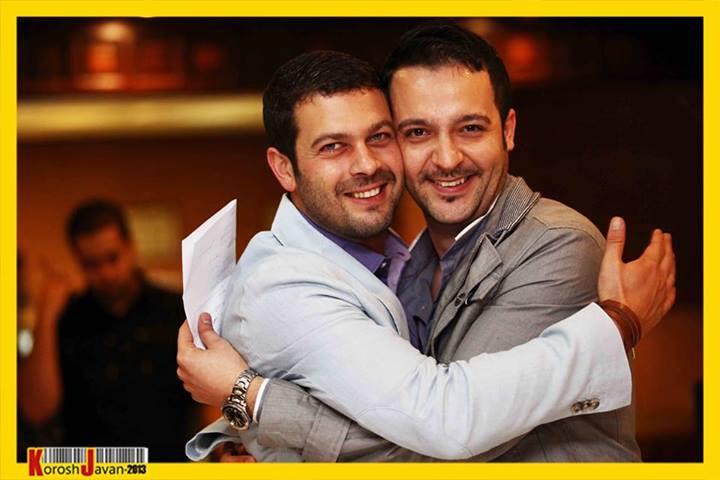 محمد سلوکی و پژمان بازغی