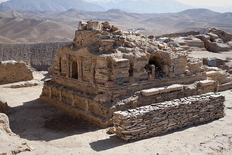 شهر باستاني مس آيناك