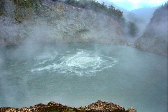 مطالب داغ: متفاوت ترین دریاچههای دنیا