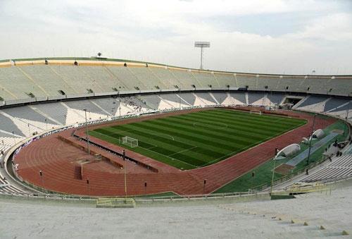 ورزشگاه آزادي در بين 10 ورزشگاه برتر جهان
