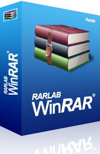 دانلود نرم افزار winRAR جهت استفاده از سوالات