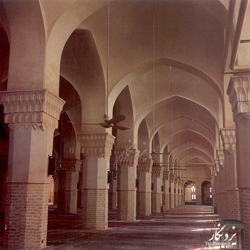 مسجد ملااسماعیل یزد