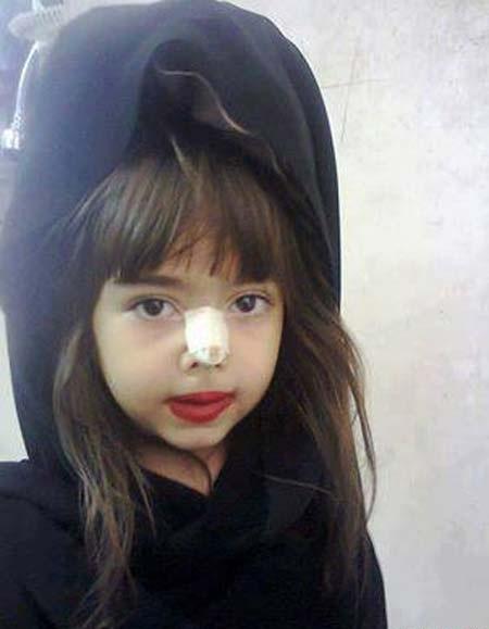 عکس دختر زیبای تهرونی