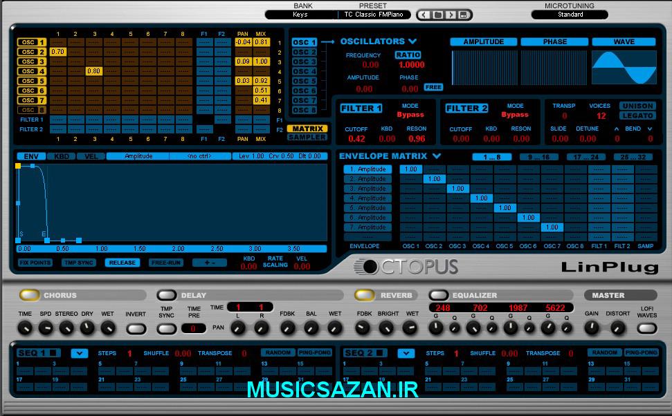 [تصویر:  Octopus_VST_MusicSazan_ir_.png]
