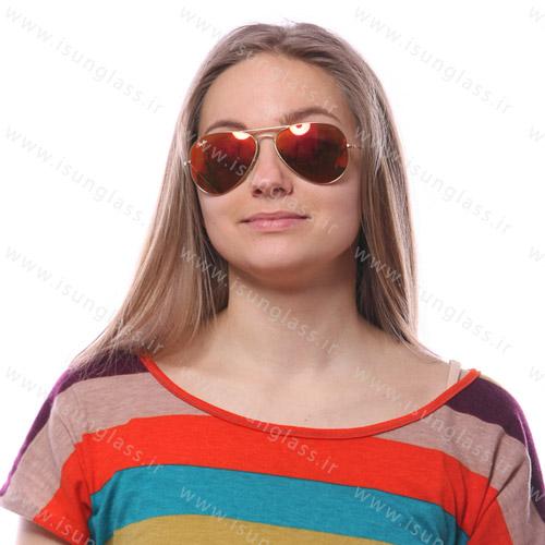 خرید عینک ریبن آتشی