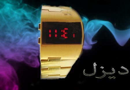 ساعت مچی مردانه ال ای دی