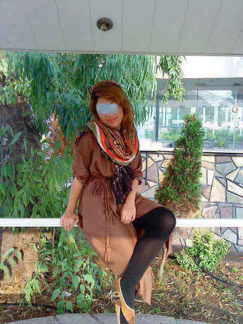 عکس دختر ایرانی ناز در فیس بوک