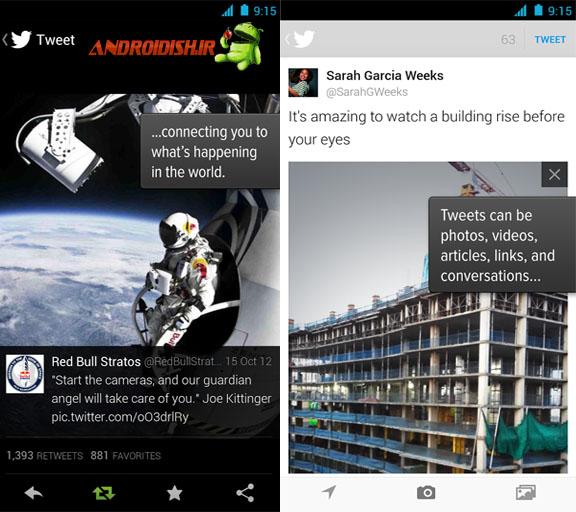 دانلود برنامه Twitter v4.1.4  برای اندروید