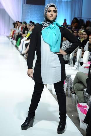 جديدترين مدلهاي لباس شب پوشيده و با حجاب 2013