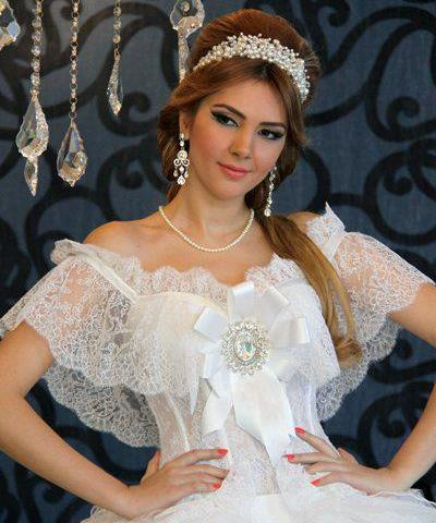 جدیدترین مدلهای شینیون مو مجلسی زنانه 2013