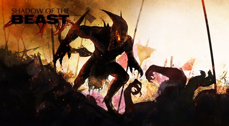 دانلود تریلر بازی Shadow of the Beast Gamescom 2013