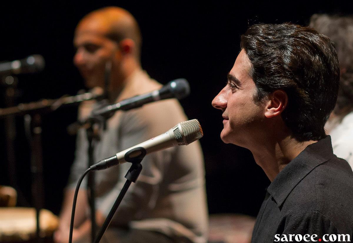 همایون شجریان - کنسرت در برج میلاد تهران