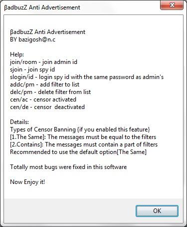 βadbuzZ Anti Advertisment Adver5