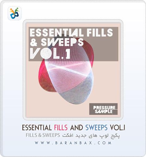 دانلود لوپ افکت Essential Fills and Sweeps Vol.1