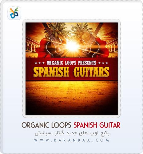 دانلود لوپ گیتار اسپانیش Organic Loops Spanish Guitar
