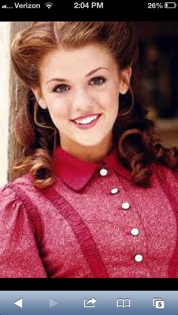 جسیکا بومن(Jessica Robyn Bowman)-در نقش کالین کوپر  قسمتهای بعدی-متولد1980پزشک دهکدهDr. Quinn, Medicine Woman