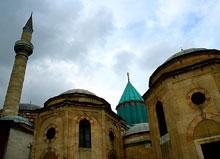 زادگاه مولانا