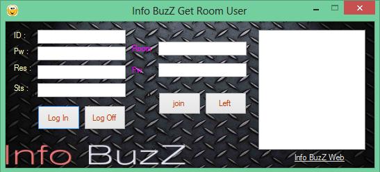 Info BuzZ Get User Room Ingo_buzz_get_user_room