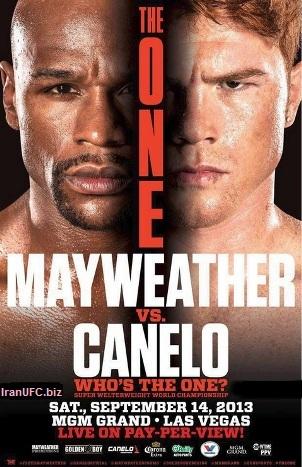 دانلود مسابقه بوکس Showtime PPV: Mayweather vs. Alvarez