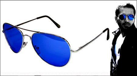 خرید عینک خلبانی شیشه ابی ریبن