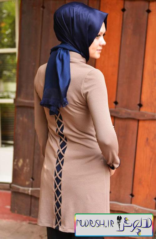 تزیین مانتو ساده چاپ مقاله ISI - مطالب ابر مدل لباس مجلسی