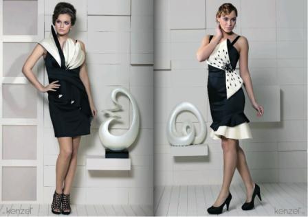 آموزش یقه خرگوشی هگمتان - قسمت ششم - مدل هاي جديد سال 2013 - سايت kenzel ...
