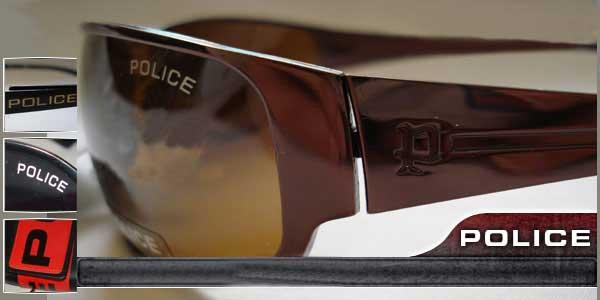 عینک فریم قهوه ایی پلیس 2013