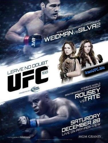 دانلود یو اف سی 168 | UFC 168 : Weidman vs. Silva 2_نسخه 720