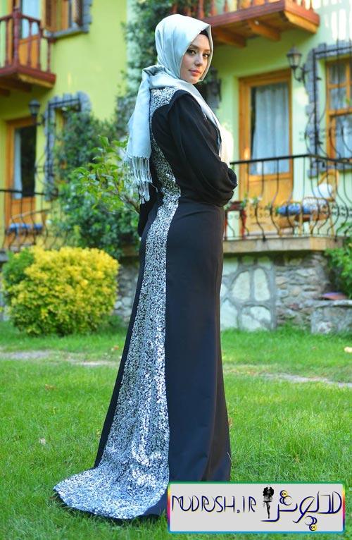 عکس لباس شب