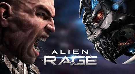 دانلود کرک بازی Alien Rage