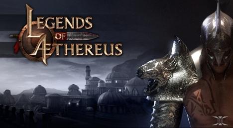 دانلود کرک بازی Legends of Aethereus