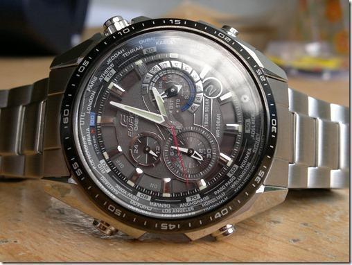 ساعت کاسیو مدل edifice-500