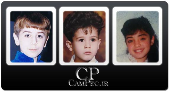 عکس های بچگی بازیگران «جدید»