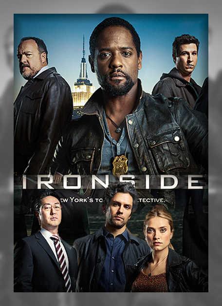 سریال Ironside فصل اول
