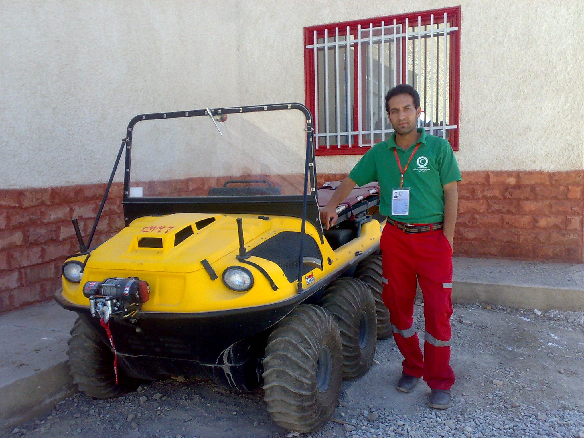 نجاتگر  منتخب  شهرستان تایباد