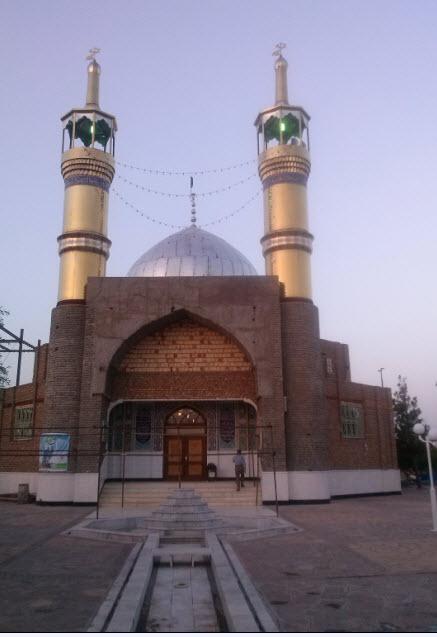 نتیجه تصویری برای امامزادگان شهر نیشابور