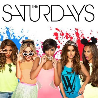 دانلود آهنگ جدید و فوق العاده زیبای The Saturdays به نام Love Come Down