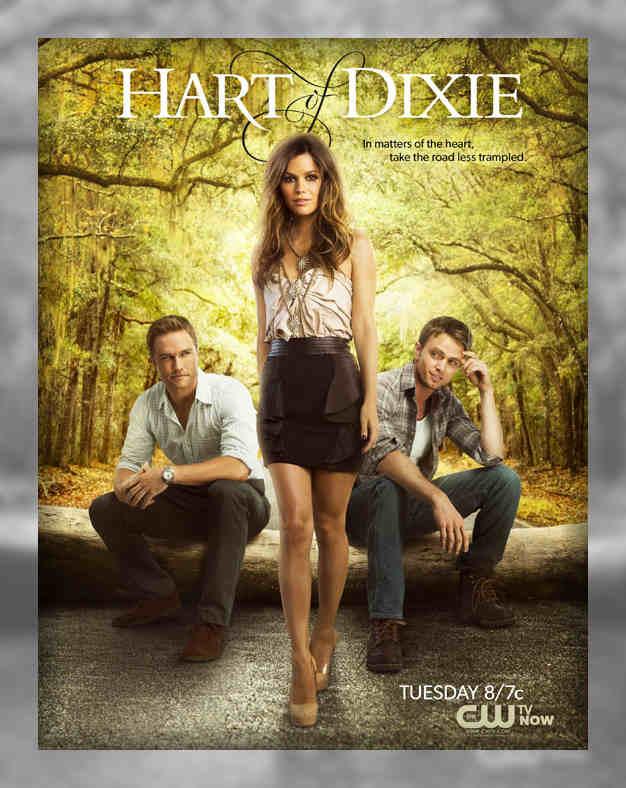 سریال Hart of Dixie فصل سوم