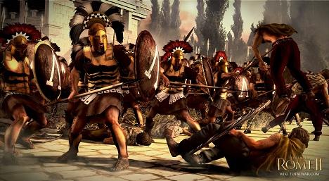 دانلود آپدیت چهارم بازی Total War ROME II