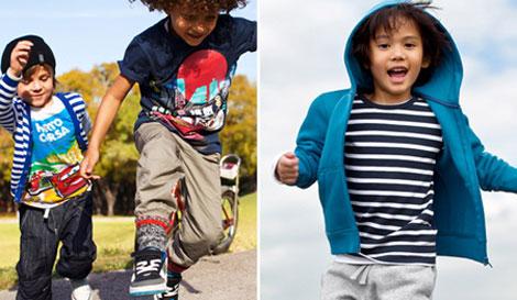 مدل لباس  پسر بچه ها  پاییزی و زمستانی 2014