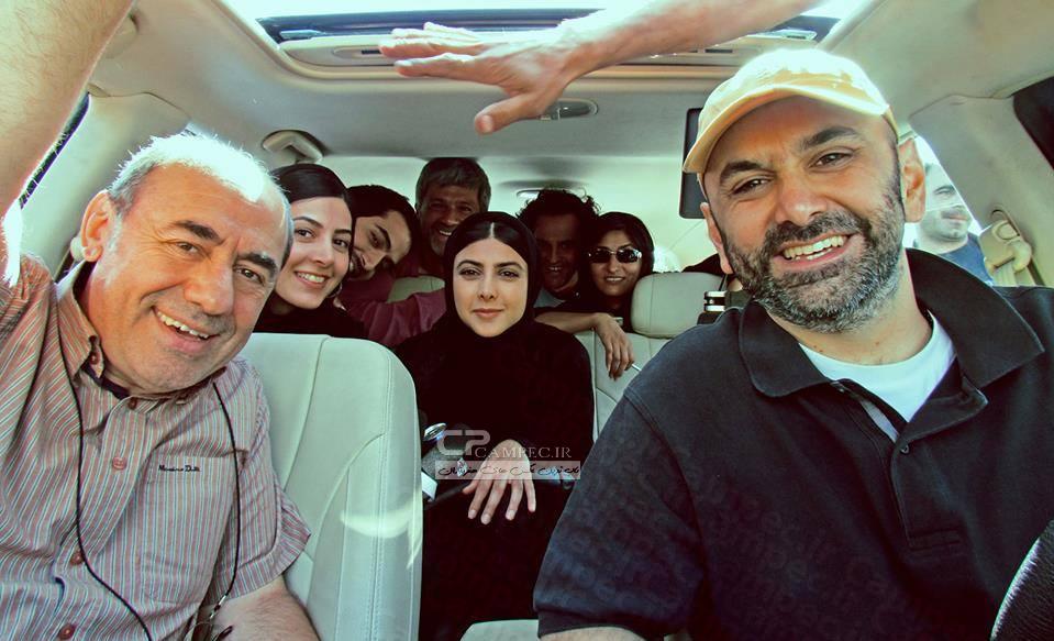 حبیب رضایی،آزاده صمدی