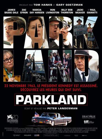 فیلم Parkland 2013