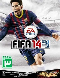 فروش اینترنتی پستی بازی FIFA 14 برای کامپیوتر