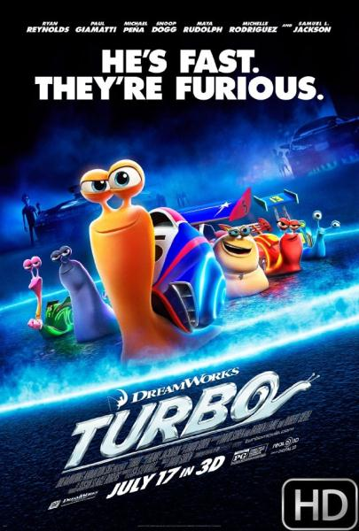 انیمیشن Turbo 2013