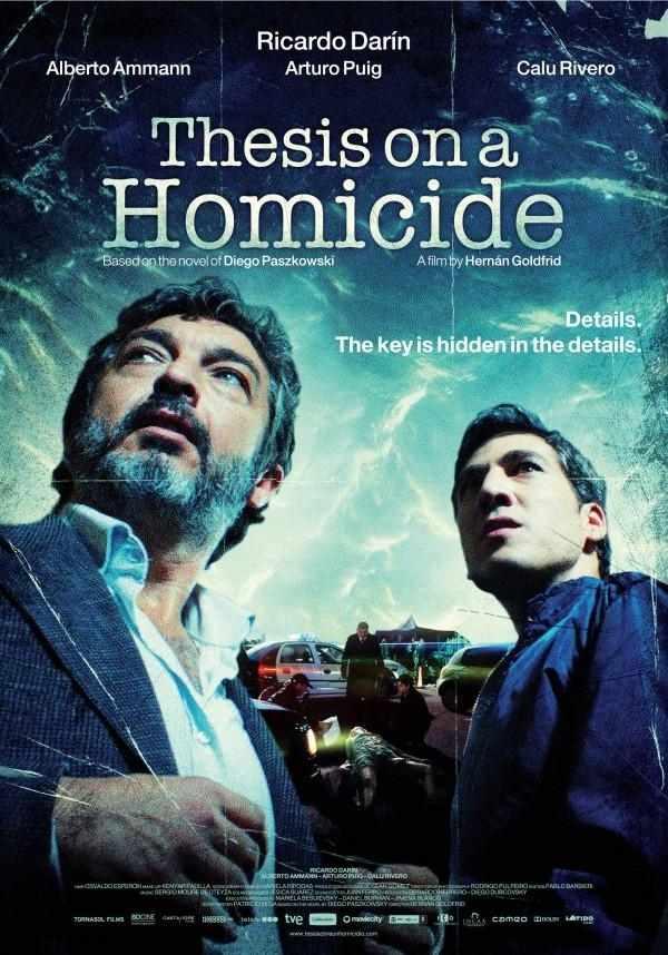 فیلم Thesis On A Homicide 2013