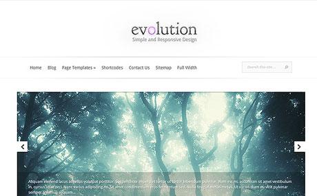 Evolution-v2.6-WordPress-Theme
