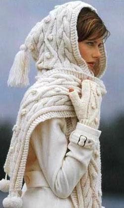 مدل های بافتنی کلاه دخترانه