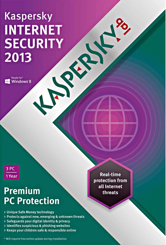 دانلود آپدیت آفلاین Kaspersky Internet Security به همراه فیلم آموزشی
